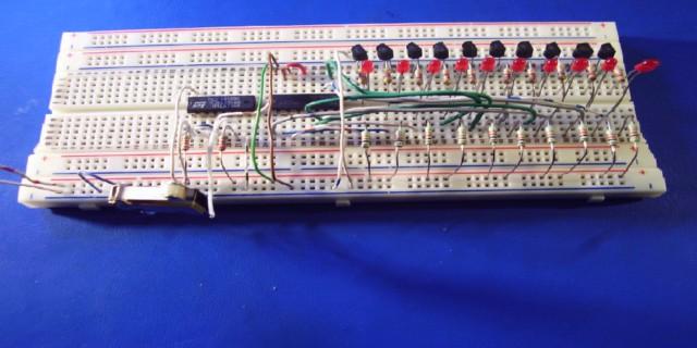 Schemi Elettrici Base Per Principianti : Elettronica digitale per principianti parte seconda